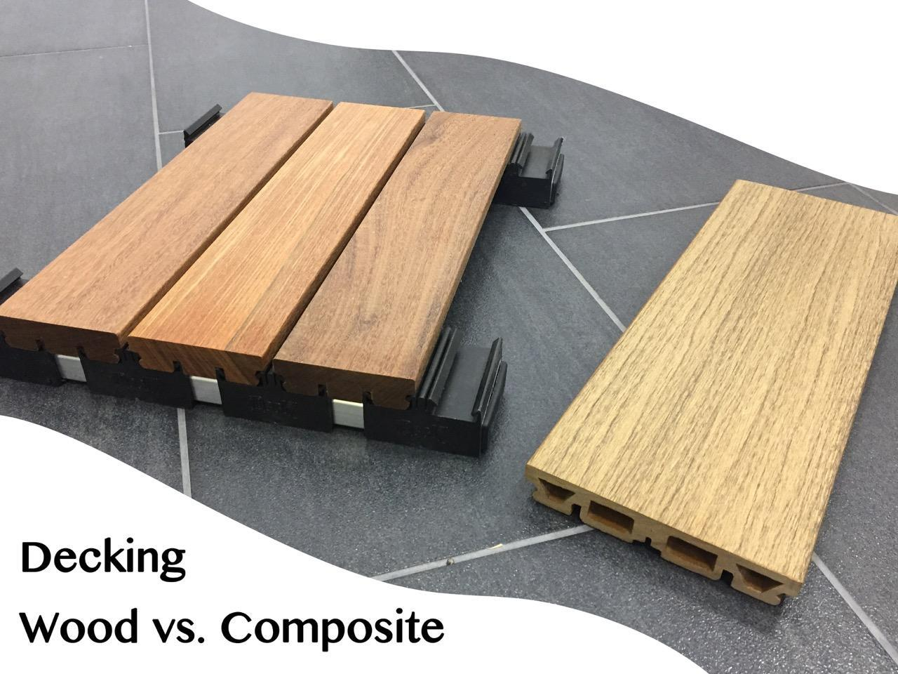 Decking: wood vs. composite? Useful things to know before ...